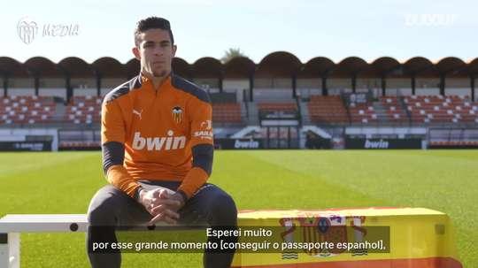 Gabriel Paulista admite vontade de defender a Espanha na Euro. DUGOUT