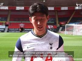 El Tottenham goleó 2-5 al Southampton. DUGOUT