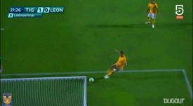 Gignac scored for Tigres. DUGOUT