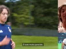 Fábio Silva fala sobre seu começo no Wolverhampton. DUGOUT