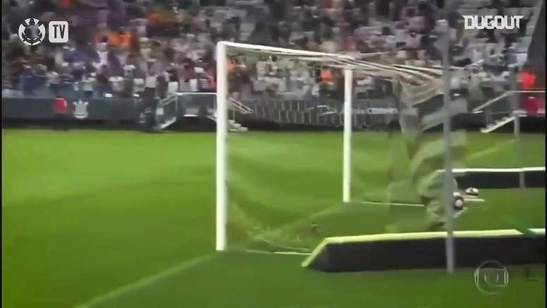 TOP buts à la dernière minute des Corinthians. DUGOUT