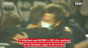 FC Midtjylland's rapid rise to the Champions League. DUGOUT