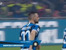 Inter's best Serie A goals of 2020. DUGOUT