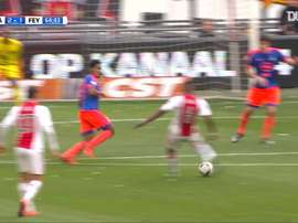 Ajax have scored some crackers against Feyenoord over the years. DUGOUT