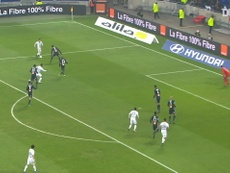 Lyon have scored some cracking goals at home to Marseille over the years. DUGOUT