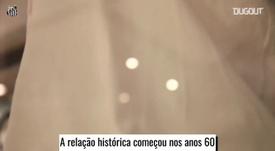 De Pelé a Neymar, a histórica relação entre Santos e Libertadores. DUGOUT