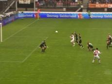 Luis Suarez scored some great goals for Ajax. DUGOUT