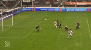 Luis Suarez scored some great goals for Ajax. DUGOUT