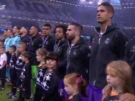 La sconfitta della Juventus. Dugout