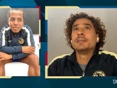 VÍDEO: el día que se conocieron Gio dos Santos y Ochoa. Captura/Dugout