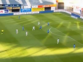 Lyon beat Gent 3-2. DUGOUT