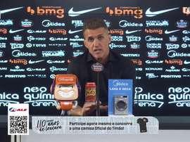 Vagner Mancini demonstrou insatisfação após derrota em casa pela Copa do Brasil. DUGOUT