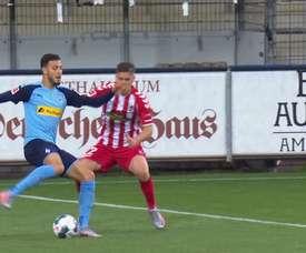 Bensebaini has been at Mönchengladbach since 2019. DUGOUT