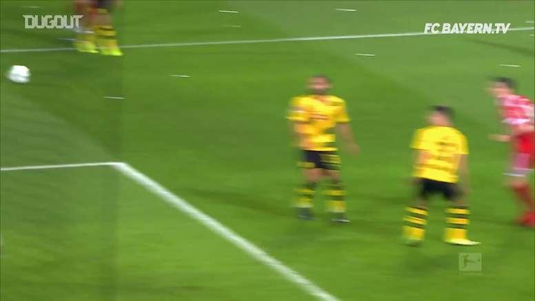 I 5 migliori goal di Lewandowski contro sua ex squadra. Dugout