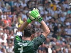 VIDEO: Buffon's record-breaking Juventus career. DUGOUT