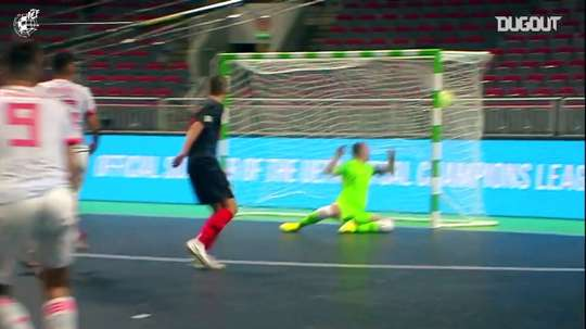 Espanha campeã europeia de futsal. DUGOUT