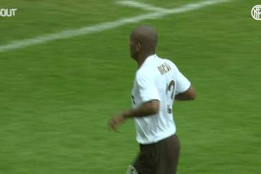 Maicon scored for Inter. DUGOUT
