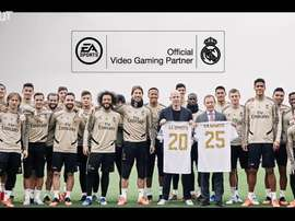 Il Real rinnova la partnership EA Sports FIFA. Dugout