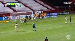 Goias beat Atletico GO 0-1 in the Brasileirao. DUGOUT