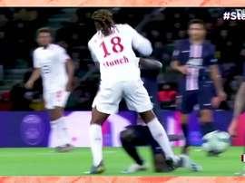 Melhores momentos de Gueye pelo PSG em 2019/20. DUGOUT