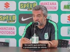 Juanma Lillo explica sua filosofia de jogo. DUGOUT