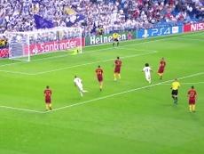 Il meglio di Mariano con il Real. Dugout