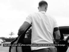 Hart ya habla como jugador del Tottenham. DUGOUT