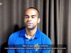 Júnior Negrão, brasileiro artilheiro do Ulsan Hyundai. DUGOUT