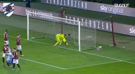 Sampdoria have scored some great goals at Torino over the years. DUGOUT