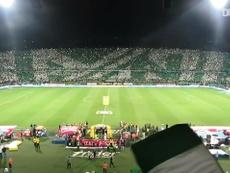 Nacional beat Deporitvo Cali 5-1. DUGOUT