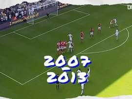 Así le fue a Bale en su primera etapa. DUGOUT