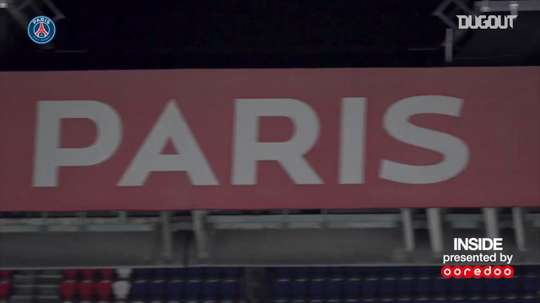 PSG drew 2-2 with Bordeaux in a Ligue 1 clash last Saturday. DUGOUT