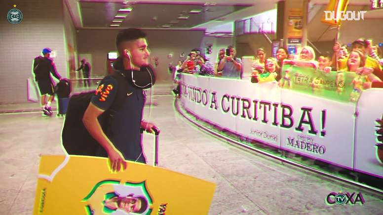 VIDEO: Yan Couto on Dani Alves being his inspiration in football. DUGOUT