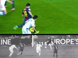 Jordi Alba y Leo Messi forman la sociedad perfecta. DUGOUT