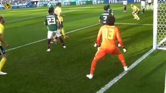 Ochoa's best saves for Mexico. DUGOUT
