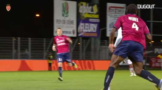 Ibrahima Touré's outrageous goal vs Clermont. DUGOUT