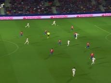 Gols de Benzema na Liga dos Campeões pelo Real Madrid. DUGOUT