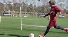 Gedoz has signed for Nacional. DUGOUT