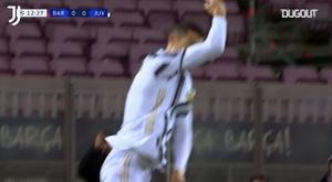 La Juve soffia il primato nel girone al Barça. Dugout