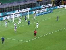 Momentos de Christian Eriksen na Inter de Milão. DUGOUT
