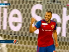 Arthur Cabral scored two in Basel's win over Young Boys. DUGOUT