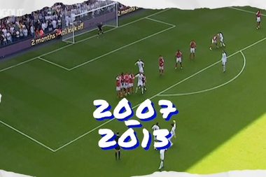 VIDEO: The numbers behind Gareth Bales first stint at Tottenham. DUGOUT