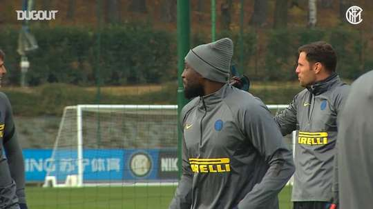Inter have a huge Champions League clash away to Gladbach. DUGOUT