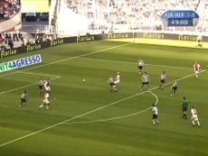 Ajax's top five goals vs Heracles. DUGOUT