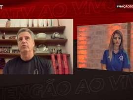 Presidente do Flamengo está preocupado com o calendário do futebol brasileiro. DUGOUT