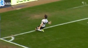 Derby County's best goals against AFC Bournemouth. DUGOUT