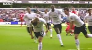 Il Tottenham ospita il Liverpool. Dugout