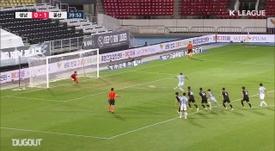I gol del 17esimo turno della K League. Dugout