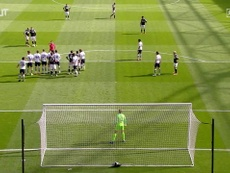 Wayne Rooney scored from a free-kick to give Derby the win at Preston. DUGOUT
