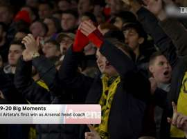 VIDEO: Arsenal's high points of 2019-20. DUGOUT